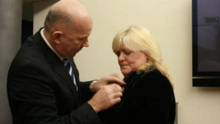 Tolerancijos ženklas – Dianai Stankaitienei