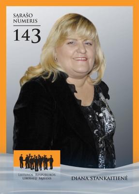 Diana Stankaitienė : Taikli ir prieinama socialinė parama.
