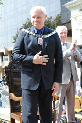 Klaipėdos merui padės 16 visuomeninių patarėjų