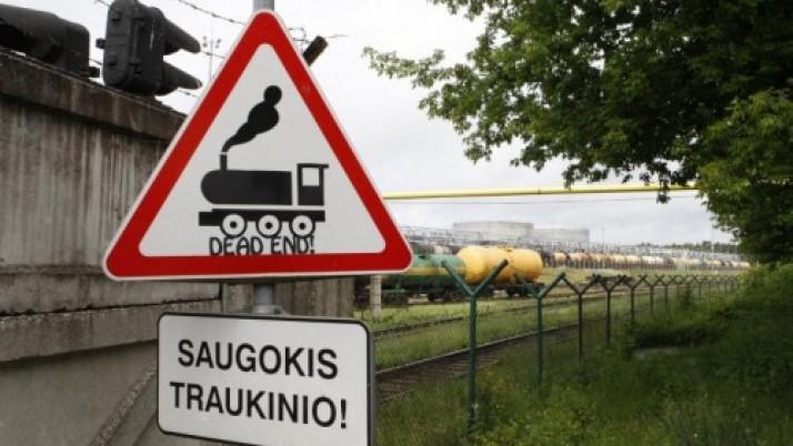 Kelias į Klaipėdos pajūrį – per tvoras
