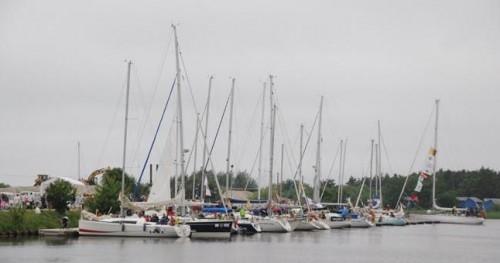 Pagaliau Lietuva turi antrą – Šventosios – uostą