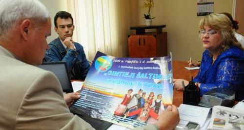 """V. Grubliauskas remia tarptautinį tautų kultūrų festivalį """"Gimtieji šaltiniai"""""""