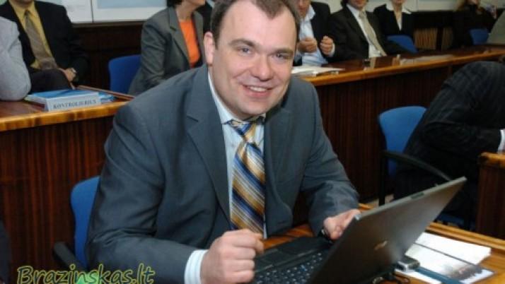 Rolandas Bražinskas: Turgų reikia išnuomoti