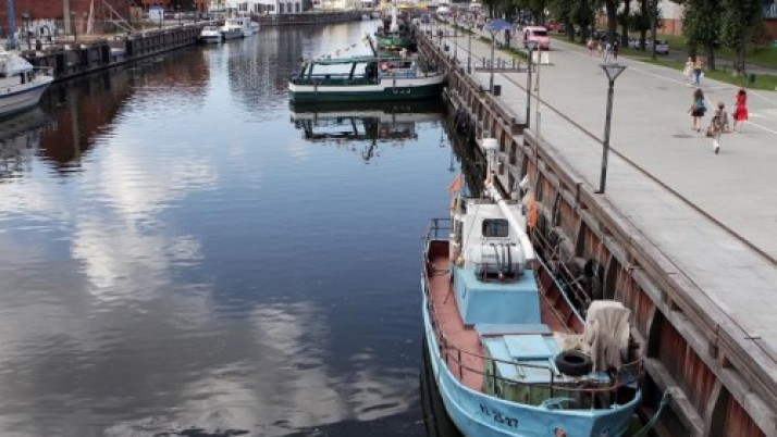 Vytautas Grubliauskas susirūpino Danės krantinių saugumu
