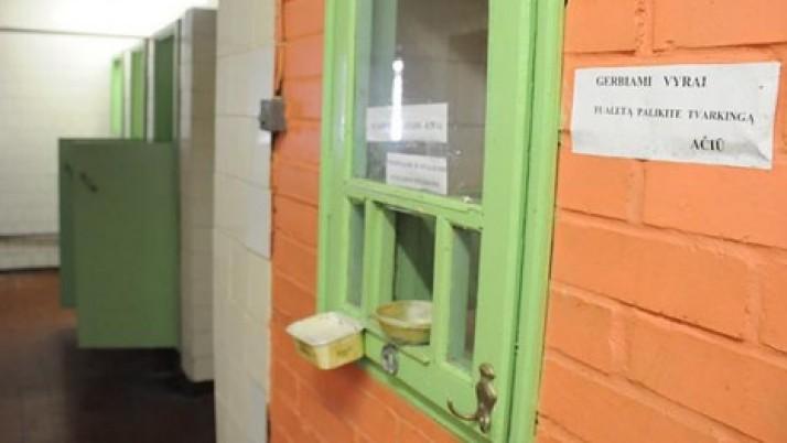 A.Vaišvila viešųjų tualetų problemą siūlo spręsti originaliau