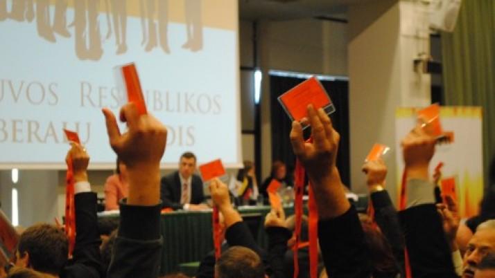 Klaipėdos liberalų įvertinimas
