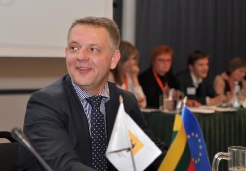 E. Masiulis pakvietė kosmoso srityje dirbančius verslininkus aktyviau investuoti Lietuvoje