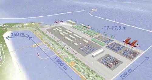 Londone kviesta investuoti į Klaipėdos giliavandenį uostą