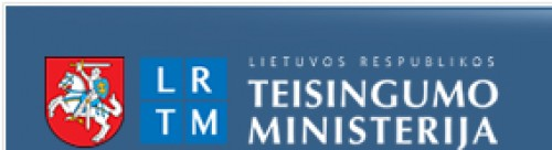 Teisingumo ministerija – pirmoji ministerija, dirbanti pagal ISO 9001 kokybės vadybos standartus