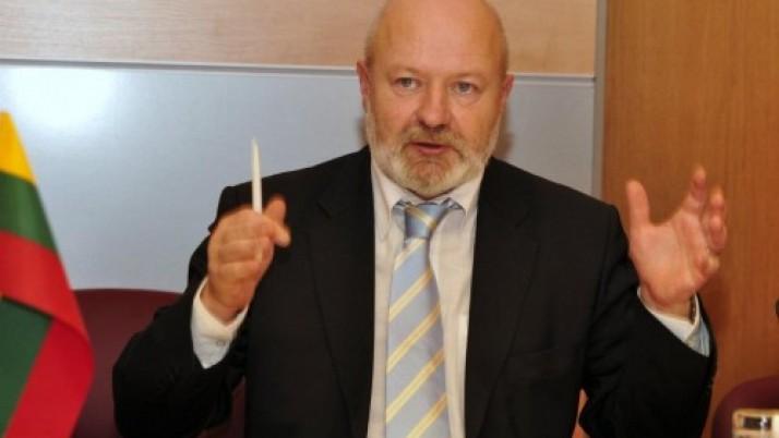E.Gentvilas apie 2012-aisiais Uosto direkcijoje laukiamus naujus iššūkius