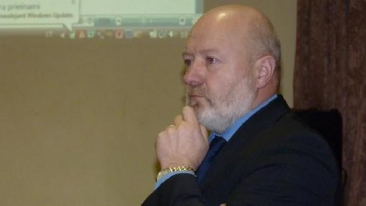 E. Gentvilas kviečia pasikalbėti apie giliavandenį uostą