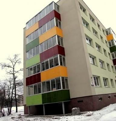 Klaipėdos valdžia ragina kurti daugiabučių namų bendrijas