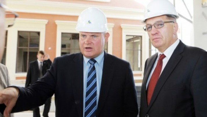 Premjeras įtampos tarp Klaipėdos ir Vyriausybės nejaučia