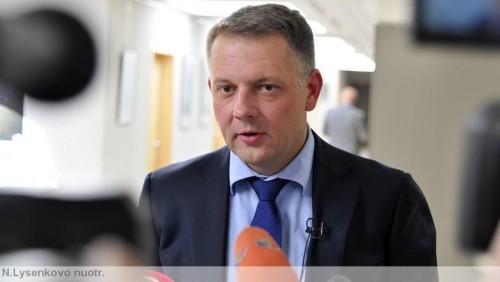 Liberalų sąjūdžio frakcijos seniūnu Seime perrinktas E. Masiulis
