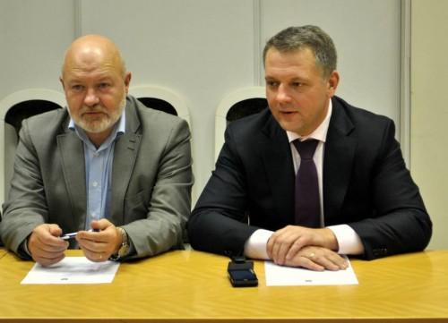 Seimo nariai domėjosi Klaipėdos problemomis