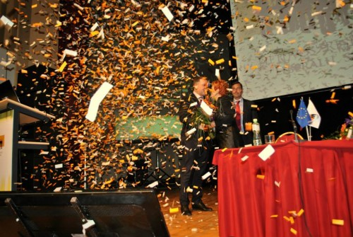 Liberalų sąjūdžio pirmininku perrinktas Eligijus Masiulis