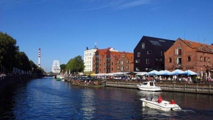 Danės upė – miestiečių poilsiui ir mėgėjiškai žvejybai