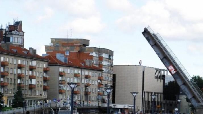 Uostamiestyje pradės remontuoti Pilies tiltą