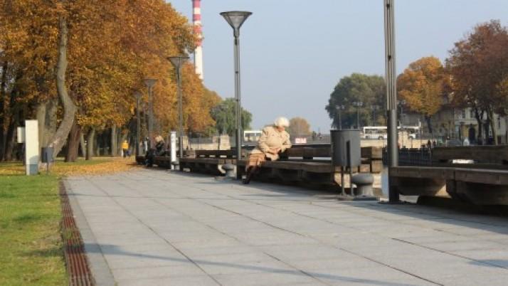 Tarp miestų savivaldybių ir toliau pirmauja Klaipėda