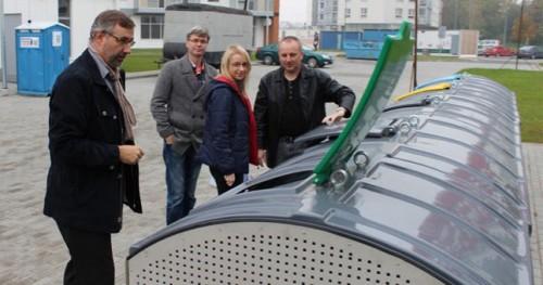 Klaipėdos atliekų tvarkytojams – norvegų pamokos