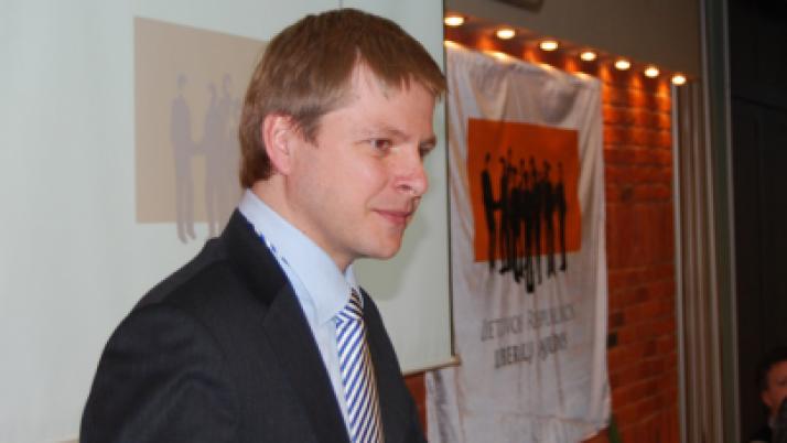 """R. Šimašius: """"Garsinantiems šalies vardą turime panaikinti apribojimus tapti Lietuvos piliečiais"""""""