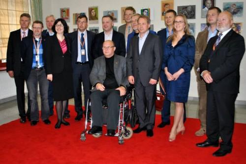Valdybos rinkimuose daugiausia balsų surinko Eugenijus Gentvilas, Remigijus Šimašius ir Algis Kašėta