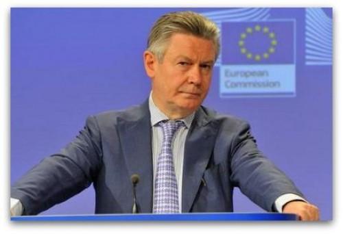 Penktadienį Seime – tiesioginė vaizdo konferencija su ES prekybos komisaru