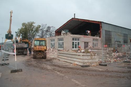 Klaipėdos piliavietėje vyksta esminiai pokyčiai