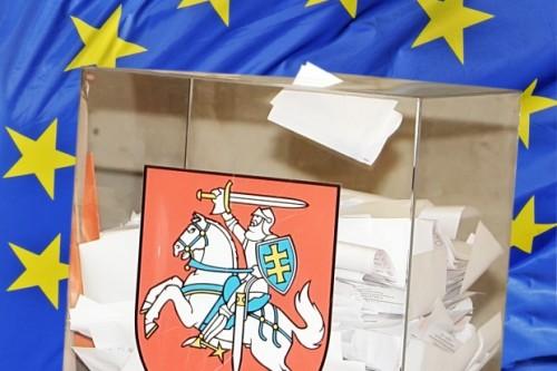 Politikai šturmuos Europą