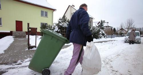 Atliekų tvarkymas: laukiama miestiečių nuomonių