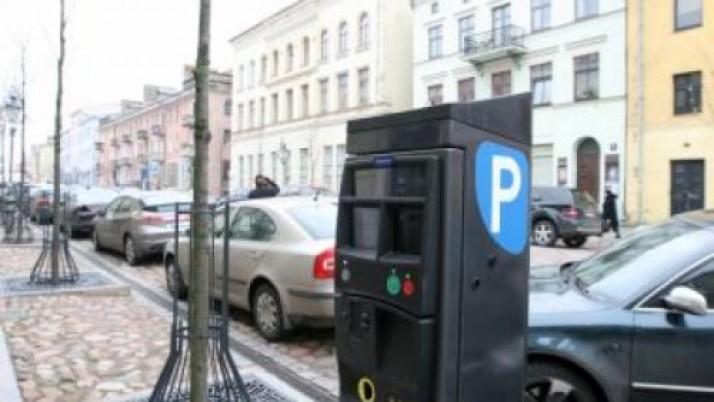Klaipėdos senamiesčio prieigose – galimybė pigiau statyti automobilius