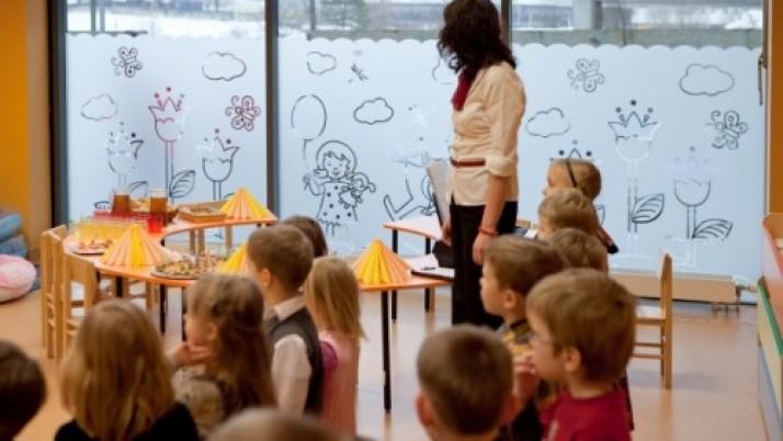 Klaipėdos darželiuose – nauja lankymo ir mokesčių tvarka