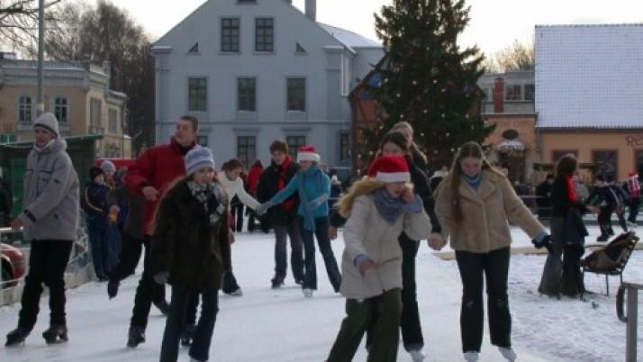 Klaipėdiečių svajose – čiuožykla