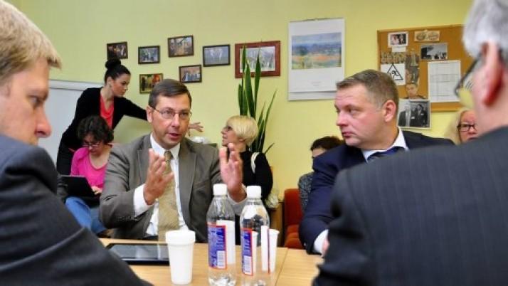 Liberalai prašo vetuoti Seime priimtas Miškų įstatymo pataisas