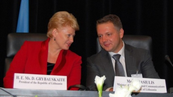 Liberalai sveikina Prezidentės D. Grybauskaitės sprendimą siekti antrosios kadencijos