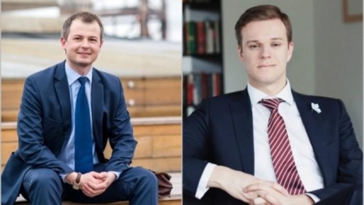 Naujoji europarlamentarų karta: Landsbergis ir Gentvilas