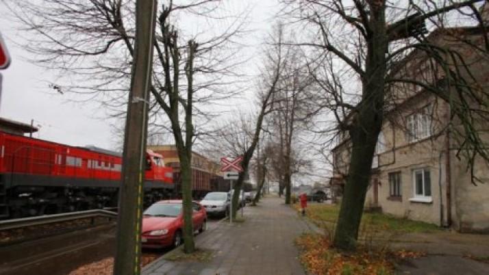 Dėl Nemuno gatvės siekia greitų sprendimų