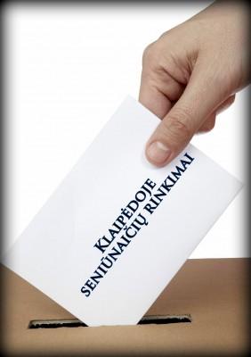 Klaipėdoje prasidėjo seniūnaičių rinkimai