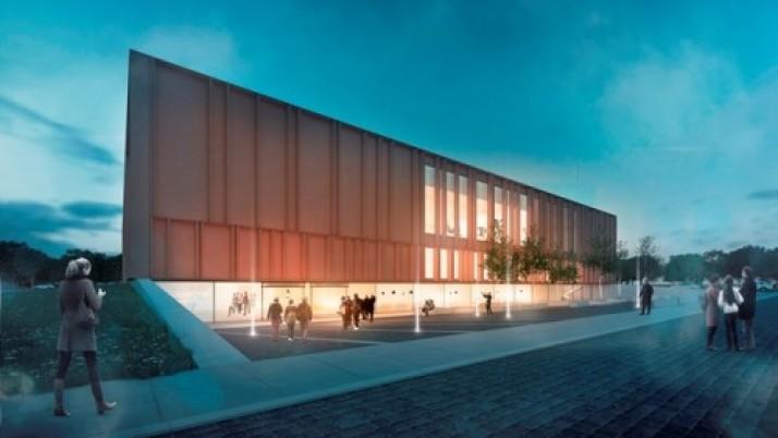 Klaipėdoje bus naujas modernus baseinas