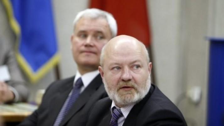 Klaipėdiečiai Europos Parlamente norėjo matyti E. Gentvilą