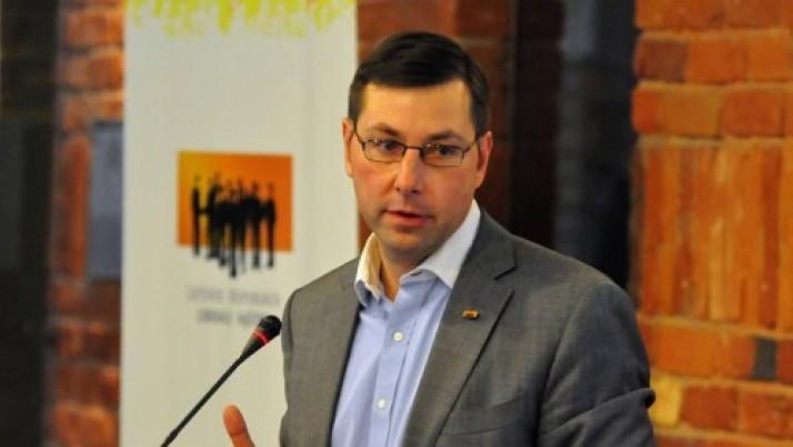 """G. Steponavičius: """"Verslui užkrauti kolektyvinę atsakomybę dėl PVM mokėjimo – neteisinga"""""""