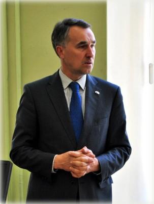 """P. Auštrevičius: """"Rusijos dujų šantažas – bandymas sukliudyti Ukrainos ir ES Asociacijos sutarčiai"""