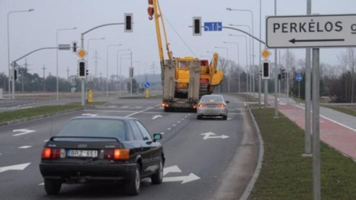 Intelektas Klaipėdos gatvėse: trys scenarijai