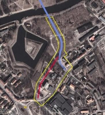 Klaipėdos Bastionų gatvės projektavimo konkurse laukiama pažangių idėjų