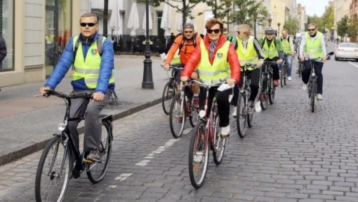 Pajūrio dviračių takams – grandioziniai planai