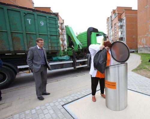 Klaipėdos valdžia siūlo nuo Naujųjų mažinti atliekų rinkliavą
