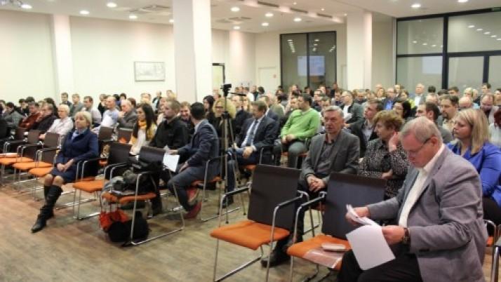 Antrai kadencijai Liberalų sąjūdį į rinkimus Klaipėdoje ves Vytautas Grubliauskas