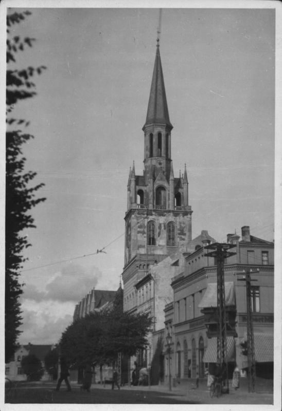 Senamiestį vėl puoš 75 m. aukščio bažnyčios bokštas