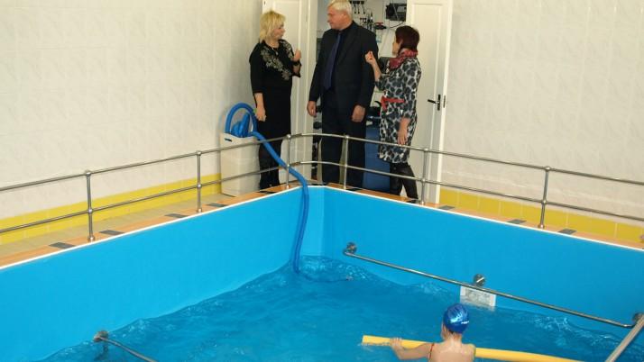 Mažieji klaipėdiečiai vėl gali mėgautis vandens procedūromis