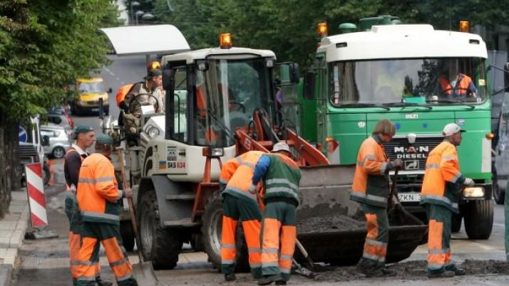 Klaipėdos gatvių remontui – daugiau lėšų